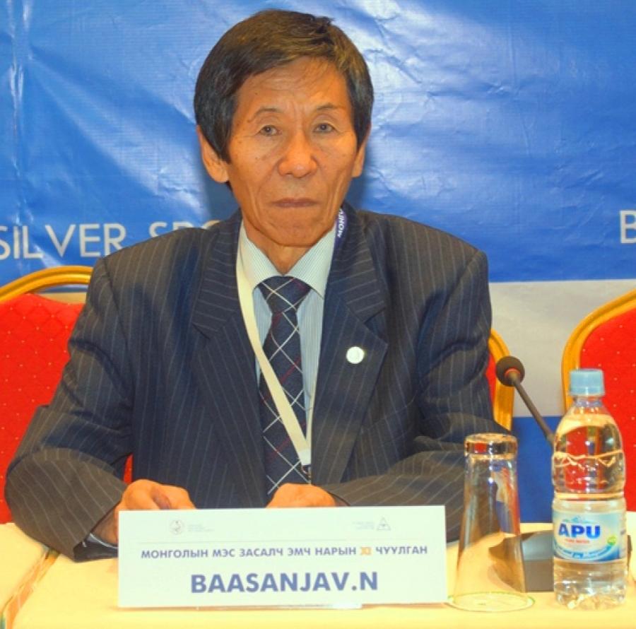 Н.Баасанжав: Мэс засалч эмч нарын чуулганаар 10 шилдэг илтгэл тавигдлаа