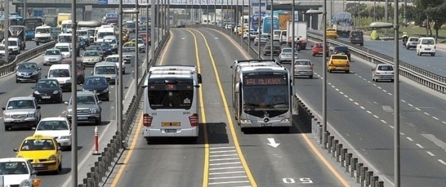 Тусгай замын автобусыг Энх тайвны өргөн чөлөө, Намъяанжугийн гудамжаар явуулна