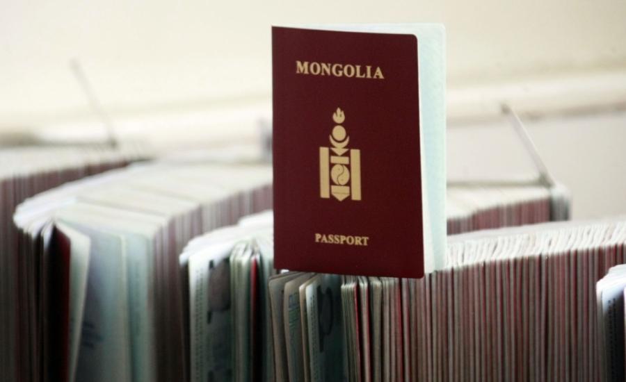 Гадаад паспортын наалтыг үнэгүй хийж байна