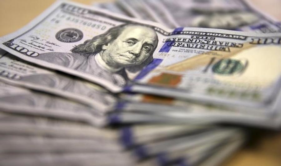 Ам.доллар 2422 төгрөгтэй тэнцлээ