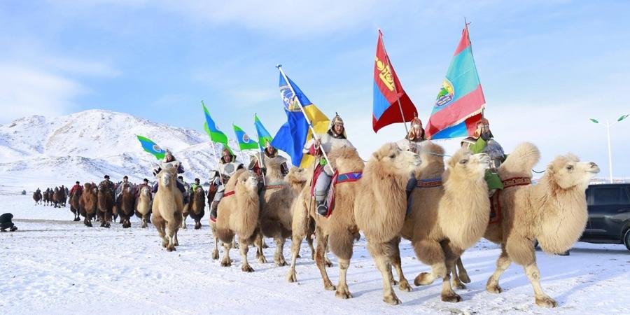 """""""Их говийн тэмээний баяр"""" болно"""