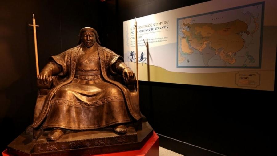 АНУ-д Чингис хааны үзэсгэлэнг нээнэ