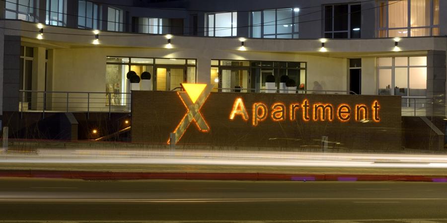 """X Apartment"" - Япон чанар"