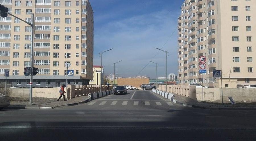 Алтай хотхоны замыг дунд голын авто замтай холболоо