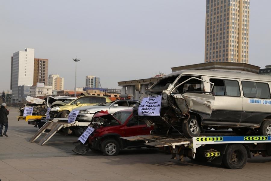 Зам тээврийн ослын улмаас хохирогсдын дурсгалыг хүндэтгэнэ