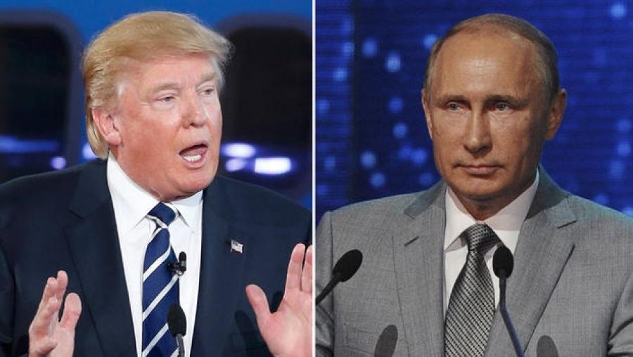 Трамп В.Путинтай адилхан гэв үү