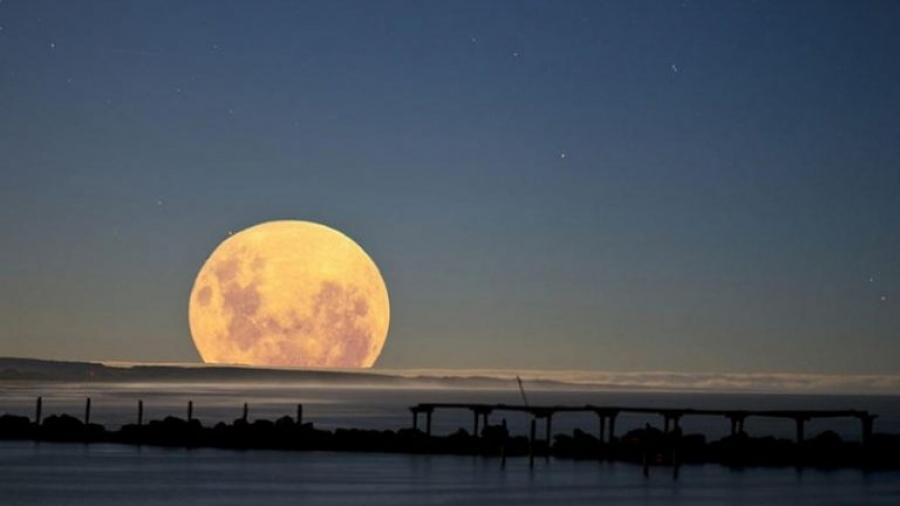Маргааш сар дэлхийд хамгийн ойрхон зайд ирнэ