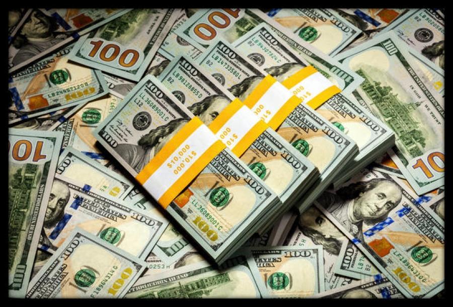 Тэнгэрт цойлсон ам.долларын ханш