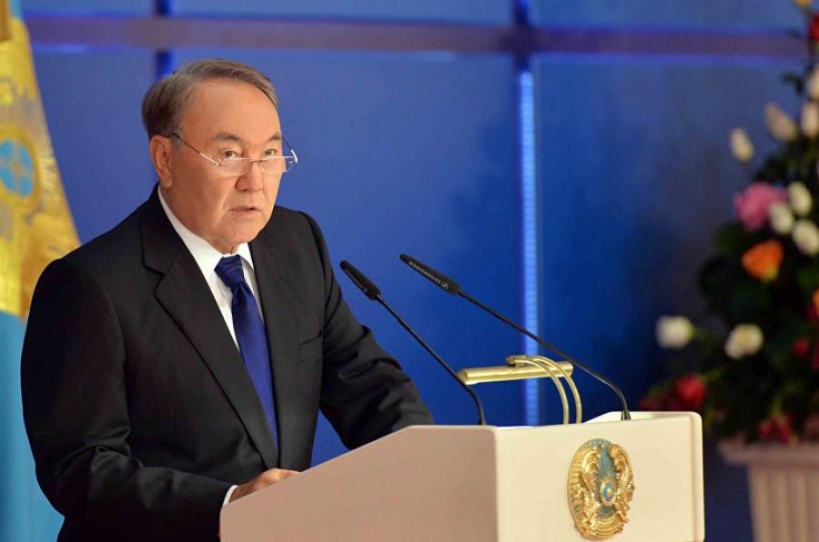 Н.Назарбаевын 18 жилийн өмнөх яриа байжээ