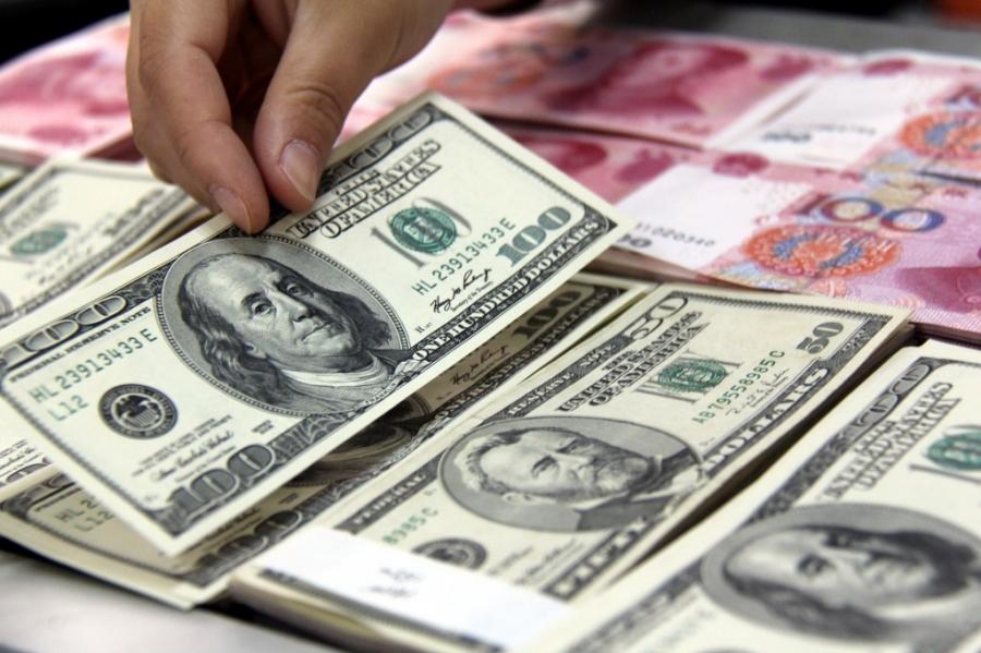 Монголбанк 20.0 сая ам.доллар, 56.5 сая юань нийлүүлэв