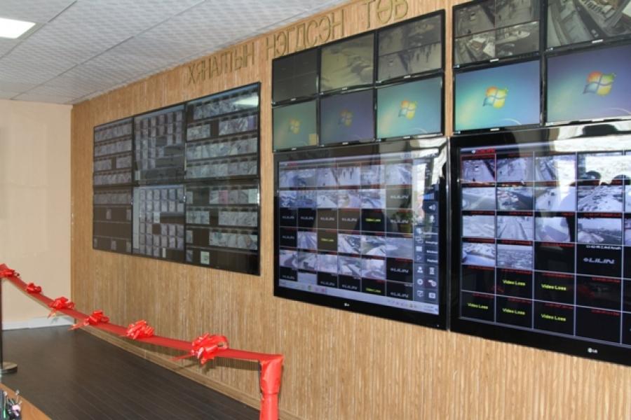 Улаанбаатар хотыг бүрэн камерын хяналтын системд оруулна