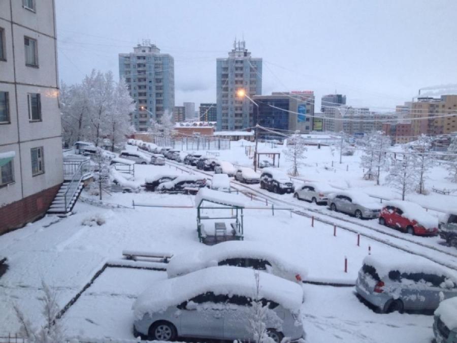 Улаанбаатарт 20 хэм хүйтэн байна