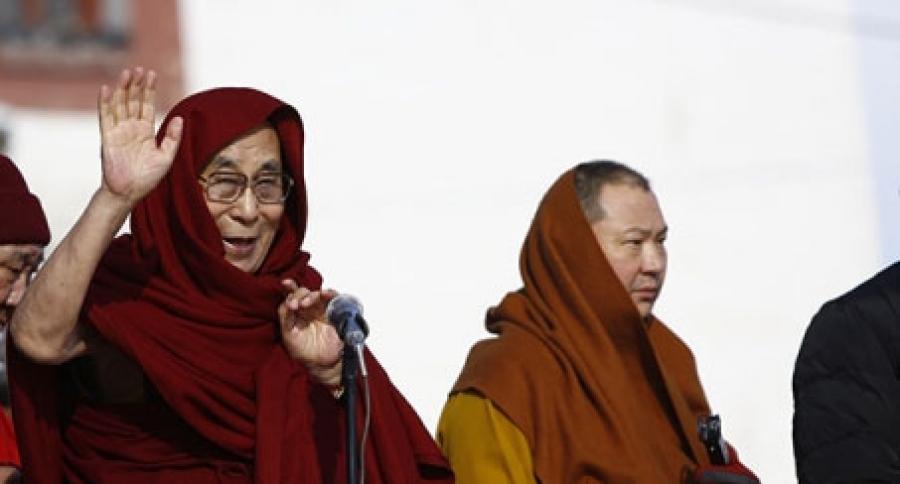 Далай ламын айлчлалыг Хятадын зүгээс дахин эсэргүүцлээ
