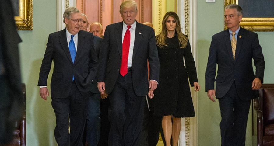АНУ-ын 45 дахь Ерөнхийлөгч Д.Трампын кабинет ямар байх вэ
