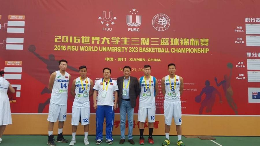 ДАШТ: Монголын баг өнөөдөр Хятад, Малайзийн багтай тоглоно