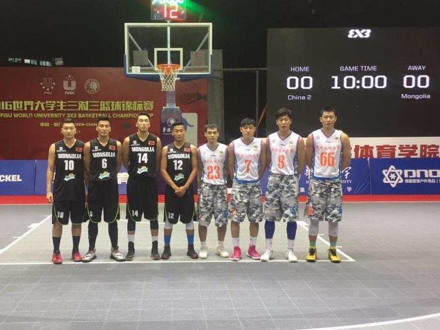 ДАШТ: Монголын сагсчид Хятад, Малайзийн багийг хожлоо