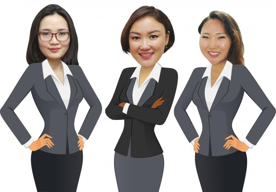 """Монголын хамгийн анхны реалити нийтлэл """"Гурван гийгүүлэгч"""""""