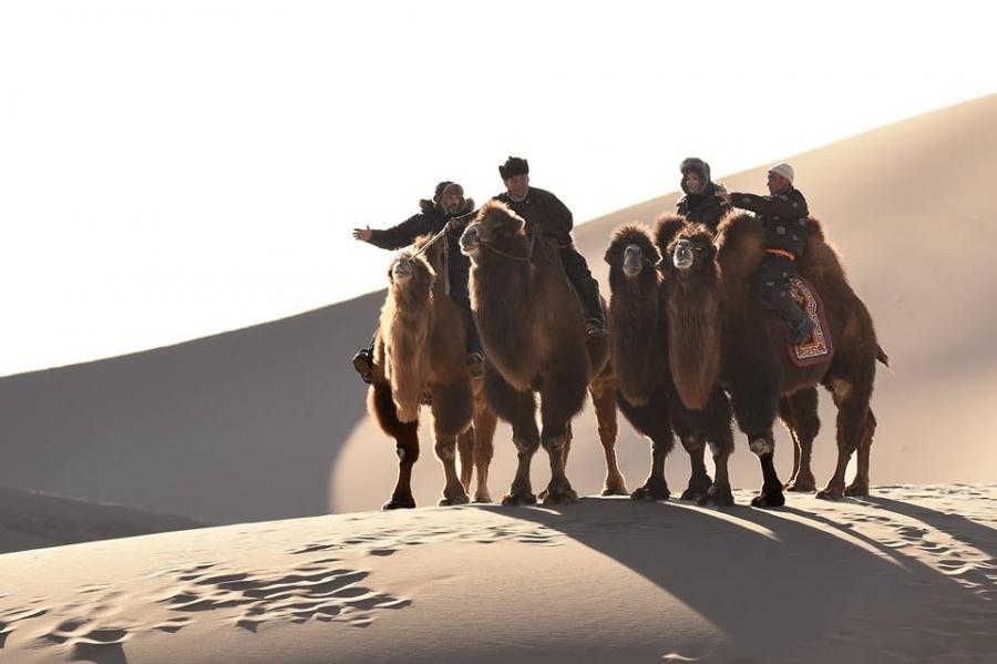 Францын F2 телевизийнхэн Монголын тухай нэвтрүүлэг хийжээ