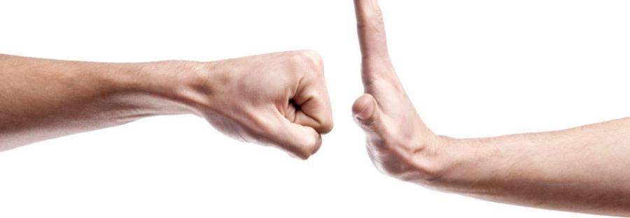 Хүчирхийлэлтэй тэмцэх аян эхэллээ