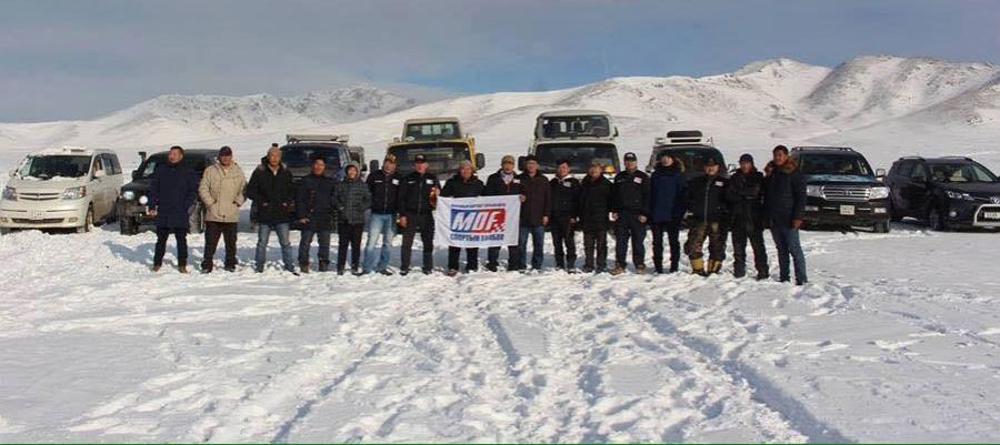 """Монголын бартаат замын авто спортын холбооноос """"Гайхамшигт 6-н төлөө"""" хөтөлбөрийг хэрэгжүүлж байна"""