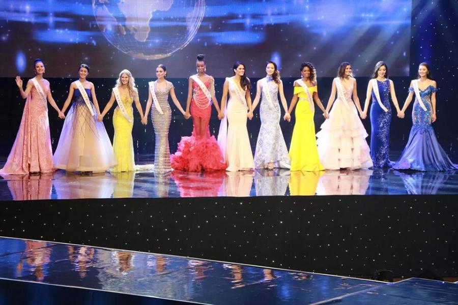 Фото: Дэлхийн Миссийн тэмцээний финал