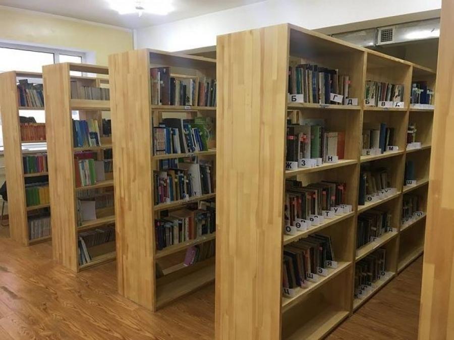 3000 гаруй фондтой номын сан нээгджээ