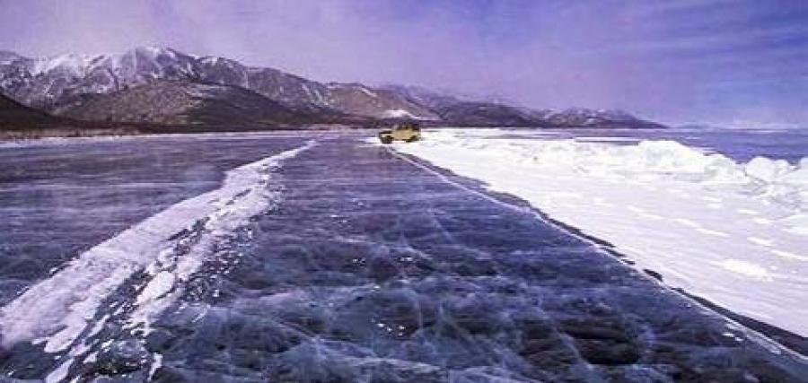 Мөсөн тээвэр хийхгүй байхыг анхааруулав