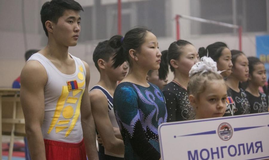 Гимнастикчид ОУ-ын тэмцээнээс гурван алтан медаль хүртлээ