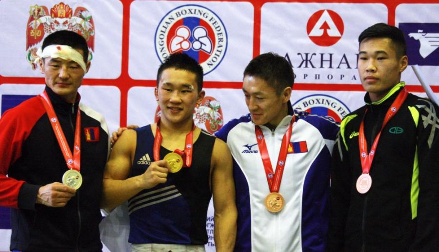 Бокс УАШТ: 60 кг-д шинэ аварга төрлөө