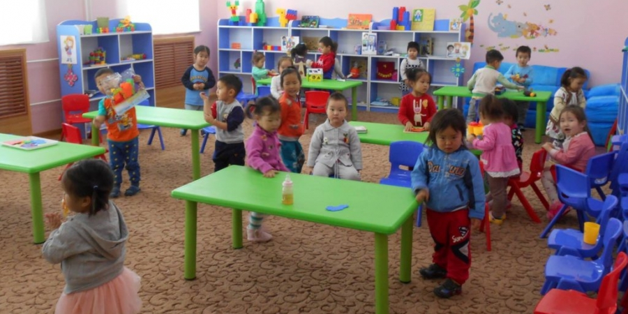 Чингэлтэй дүүрэгт 120 хүүхдийн ортой цэцэрлэг ашиглалтад орлоо