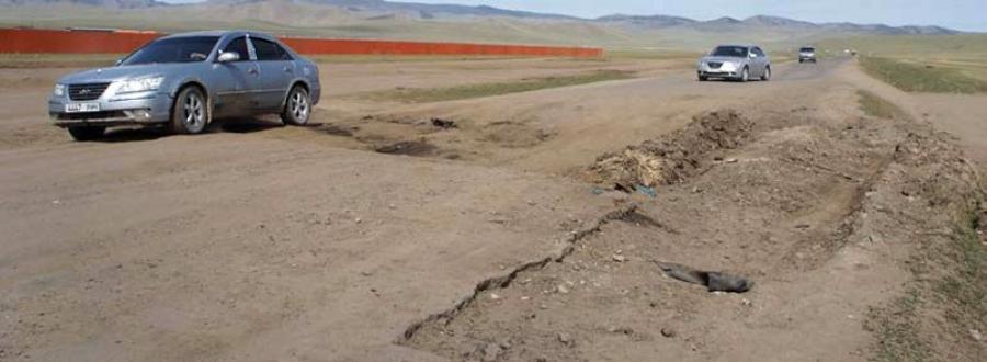 Орон нутгийн замд ослоор 284 хүн амиа алджээ