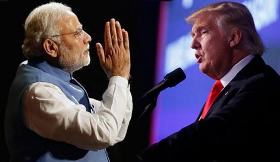 """Энэтхэгийг АНУ-ын """"жинхэнэ найз"""" хэмээв"""