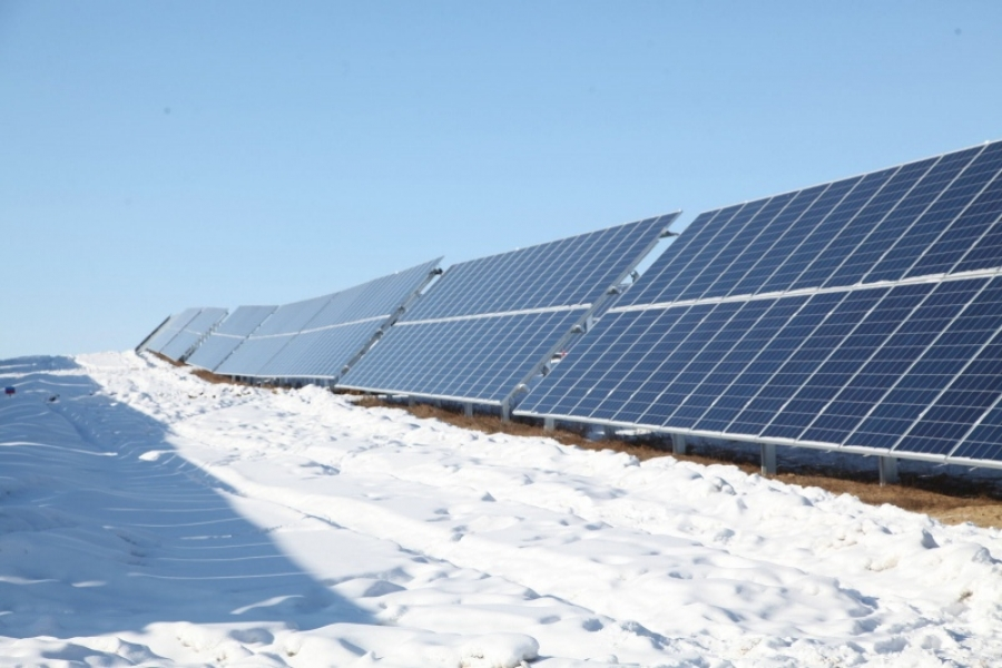Дарханы нарны цахилгаан станц байгуулагдсанаасаа хойш 918 мянган киловатт эрчим хүч үйлдвэрлэжээ