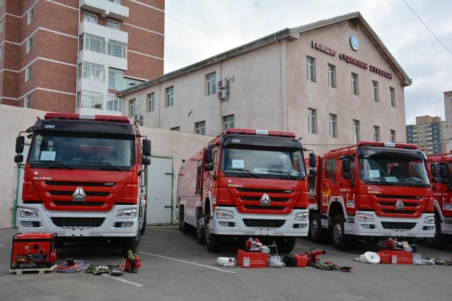 Улсын хэмжээнд он гарсаар 322 удаагийн объектын түймэр гарчээ