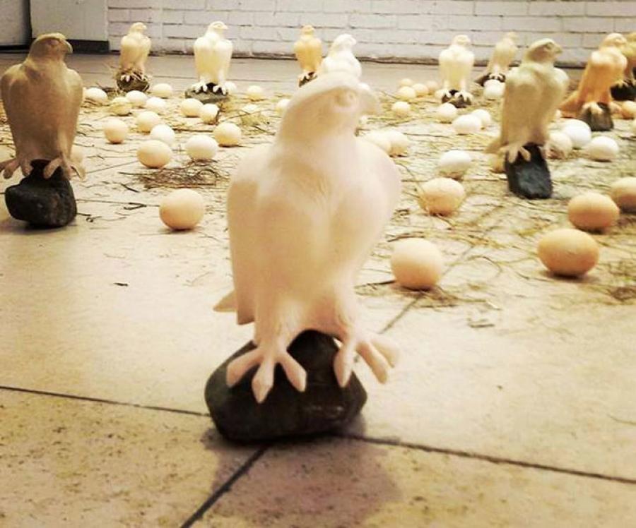 Д.Отгонбаяр: Керамик урлагаар хичээллэсэн хүн тэвчээр, хатуужилтай болдог
