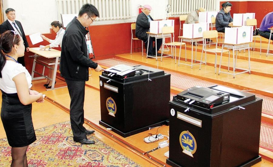 Монголын сонгогчдын идэвх өндөр хөгжилтэй орны иргэдийг ардаа орхижээ