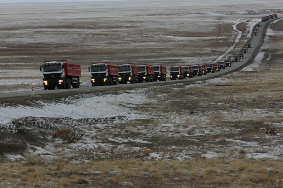 Нүүрс тээвэрлэгч гурван жолооч нас баржээ