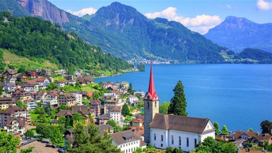 Швейцарь дэлхийн хамгийн сайхан орон