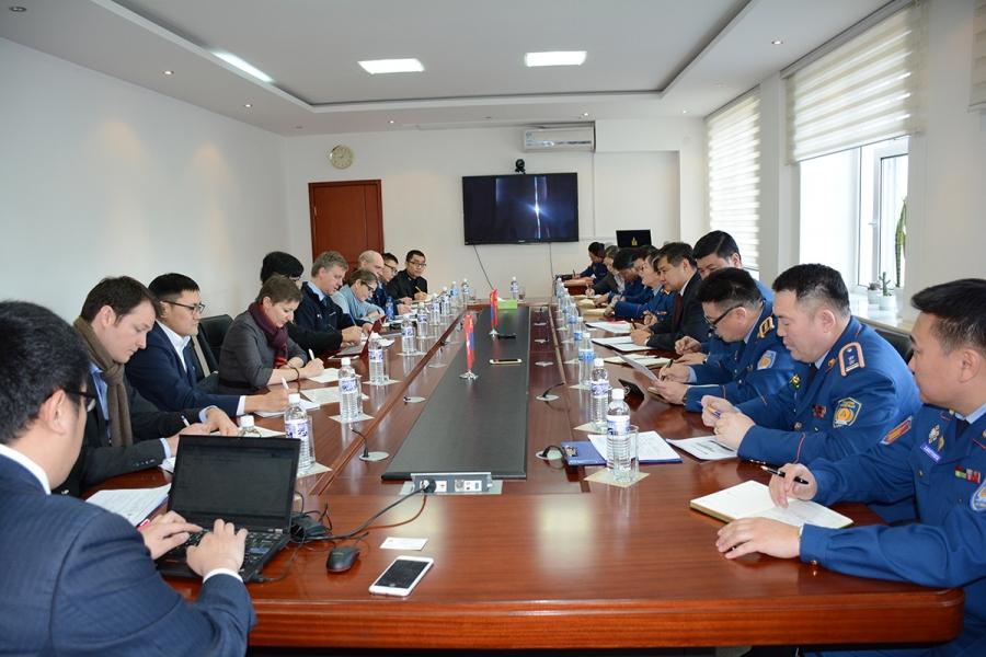 Монгол Улсын аврах багийн чадамжийг үнэлнэ