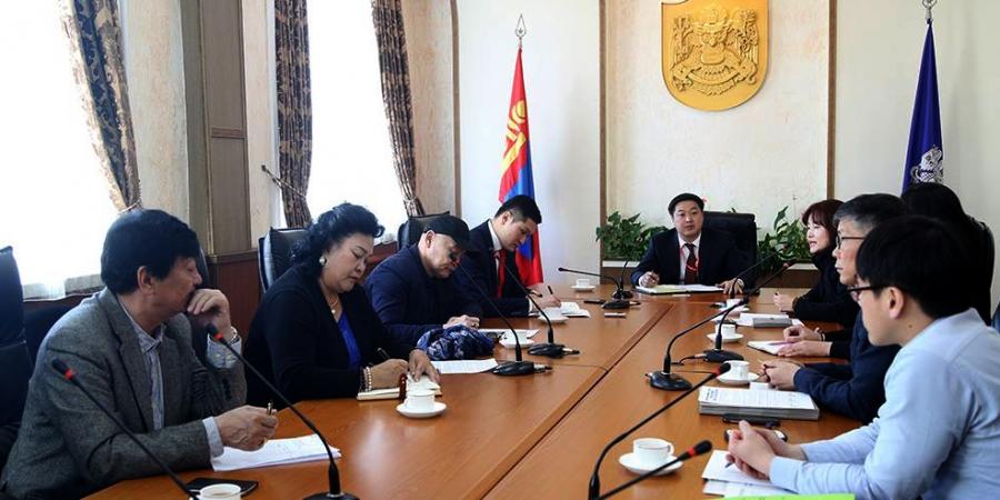 Намянжү хотод монголын урлаг соёлыг сурталчилсан тоглолт болно
