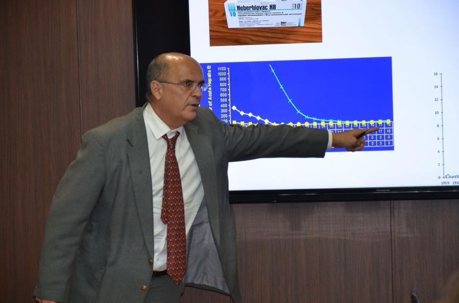 Чихрийн шижингийн үеийн эмчилгээний шинэ аргыг Монголд нэвтрүүлнэ