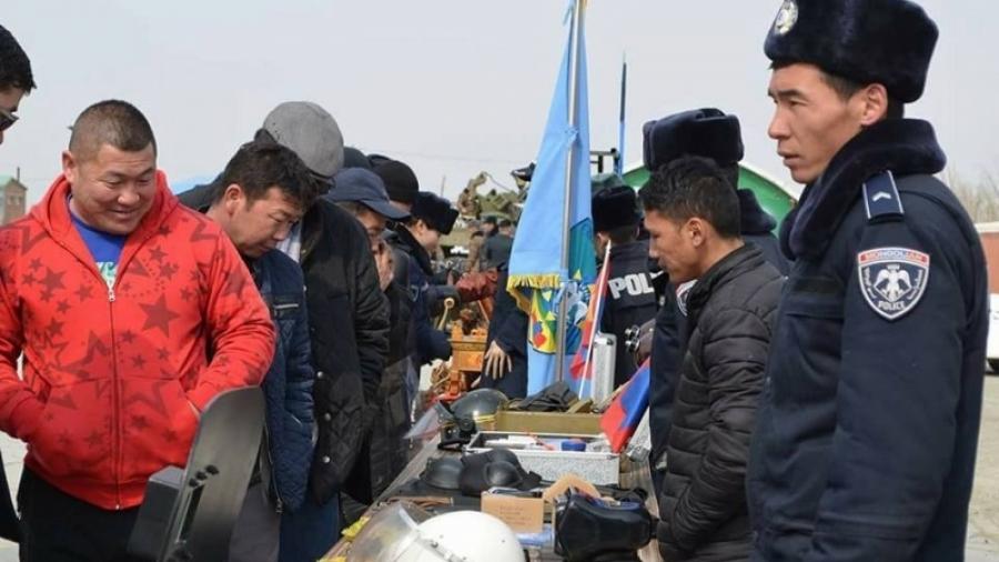 """""""Монгол цэргийн өдөр""""-ийг тохиолдуулан нээлттэй өдөрлөг зохион байгуулав"""