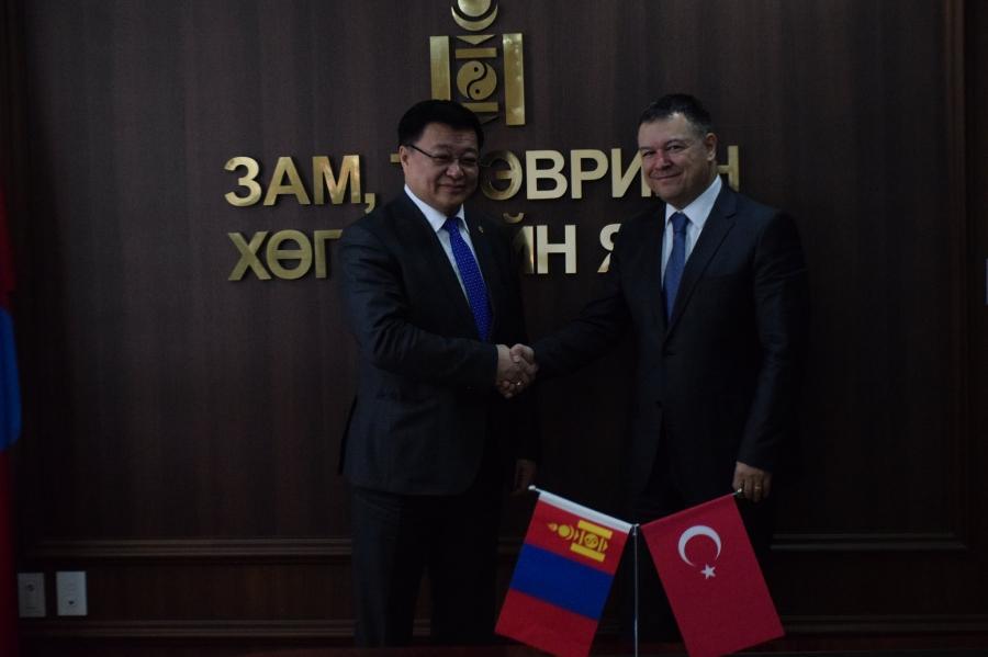 Ахмет Язал: Монголчууд бол түүхийн эхлэл