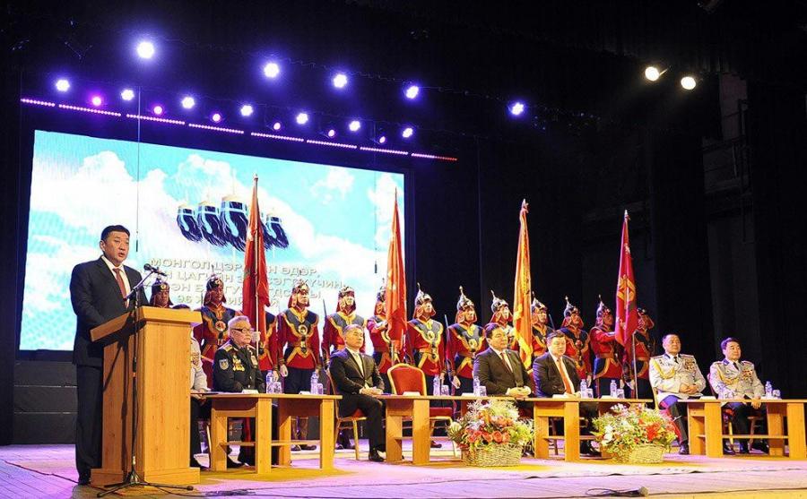 """""""Монгол цэргийн түүх бол монголчуудын даян дэлхийд үнэлэгдэх үнэ цэнэ"""""""