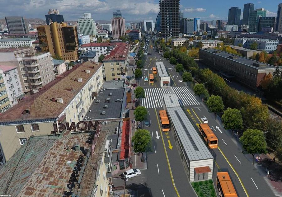 Улаанбаатар хотын Нийтийн тээврийн талаарх судалгааг эхлүүлнэ