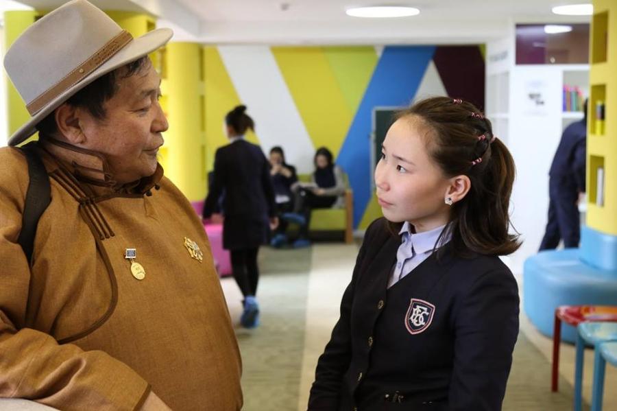 """""""Би Монгол хүн"""" уулзалт боллоо"""