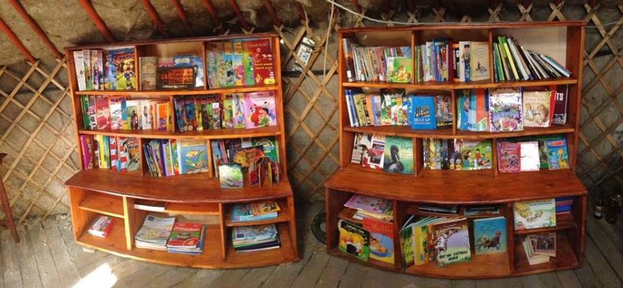 """Тайваньд Монголын """"Гэр-Номын сан"""" нээгдлээ"""