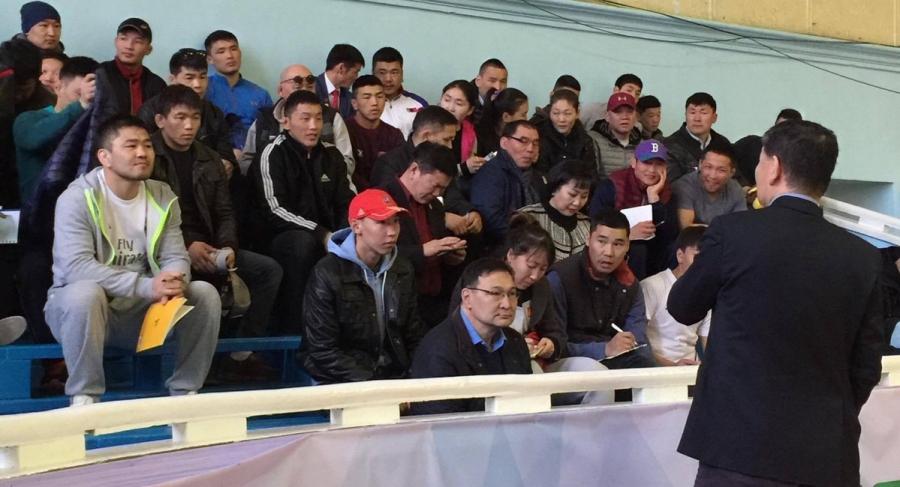 Үндэсний шигшээ багийнхан допингийн сургалтанд хамрагдав