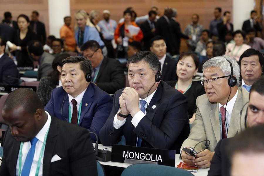 Д.Хаянхярваа: Монгол Улсын парламентын нэр хүнд дэлхийд өсөж байна