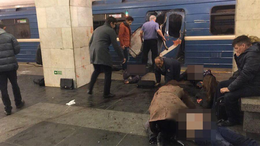 Санкт-Петербург хотод болсон дэлбэрэлтэд монгол иргэд өртөөгүй гэв